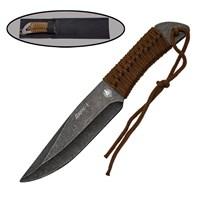 "Нож для метания ""Дартс-1"" (МК) ст.420 (чёрный)"