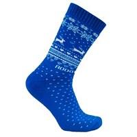 Термоноски AVI-Outdoor (Снегирь) (Синие звёзды) (носки)