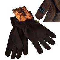 Перчатки NordKapp fleece JAHTI brown