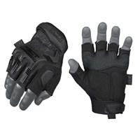 Перчатки Mechanix M-Pact без пальцев (чёрный)