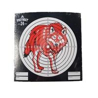 Мишень Remington Волк (в уп. 50шт.)