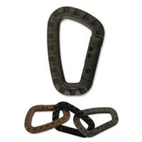 Карабин тактический 8см (пластик) чёрный/олива