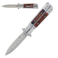 Нож бабочка T702 ст.40х13