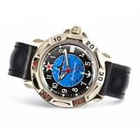 """819163 Часы """"Командирские"""" наручные Подлодка ВМФ"""