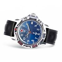 """811289 Часы """"Командирские"""" наручные ВМФ"""