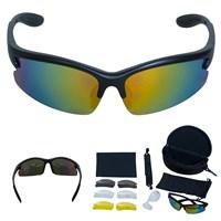 Очки солнцезащитные SPORT UV400 со сменными линзами
