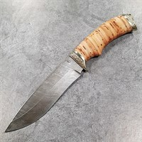 Нож Близнец ст. Дамасск (Сёмин)